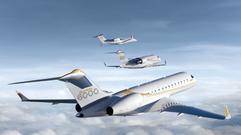 Bombardier Completes over 75 120-Month Inspections on Global Aircraft