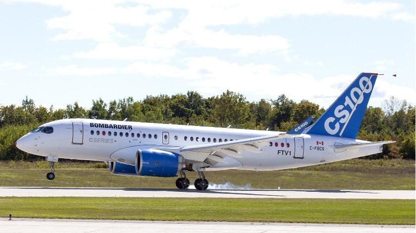 Bombardier Provides C Series Program Updates