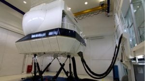 CAE Delivers ex-RAAF C-130H Simulator to Indonesian Air Force