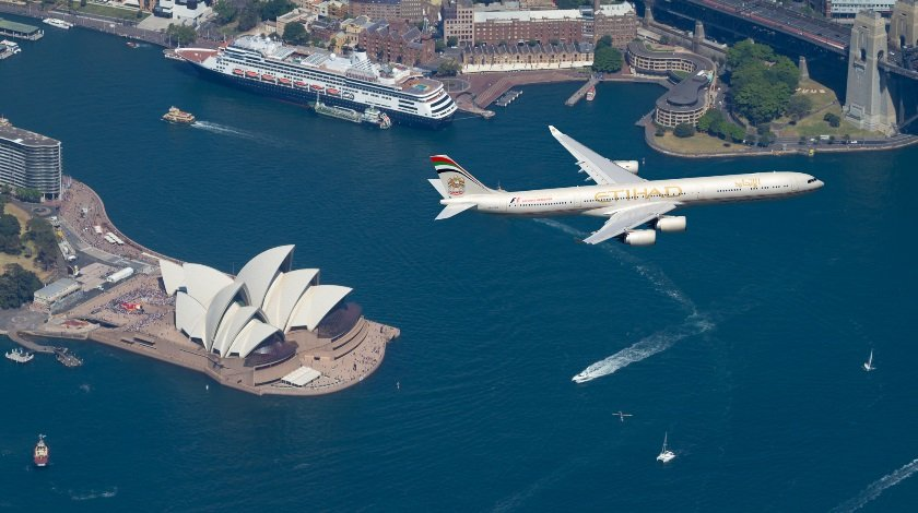 Resultado de imagen para Etihad Airways australia