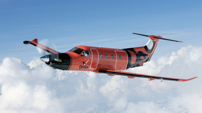 RUAG Completes Maintenance Check on PC-12 for Dexter Airtaxi Services
