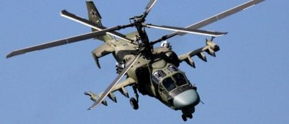 Russia Prepares to Supply Ka-52K Attack Helicopters to Egypt