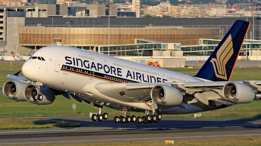 Singapore Airlines Will Not Extend Lease On First A380 - Aviation News