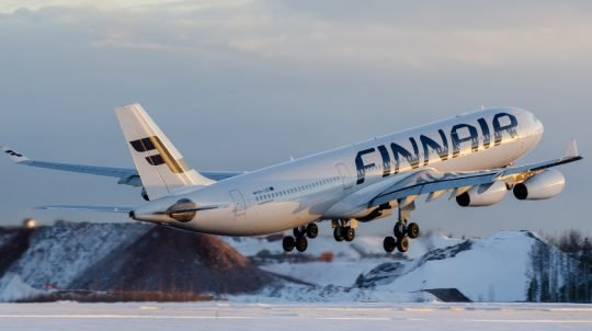 finnair-to-wet-lease-a-hi-fly-a340-for-pilot-training