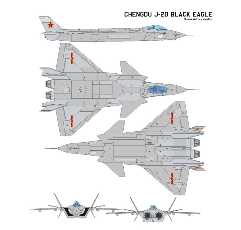 Chengdu J-20: A Game Changer or A Cheap Copy? - Aviation News