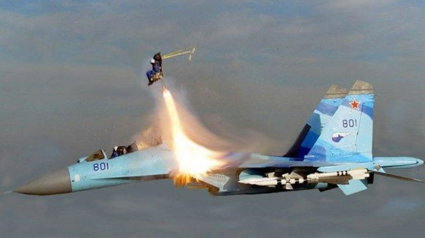 Russia Eyes Automatic Ejection Seat For