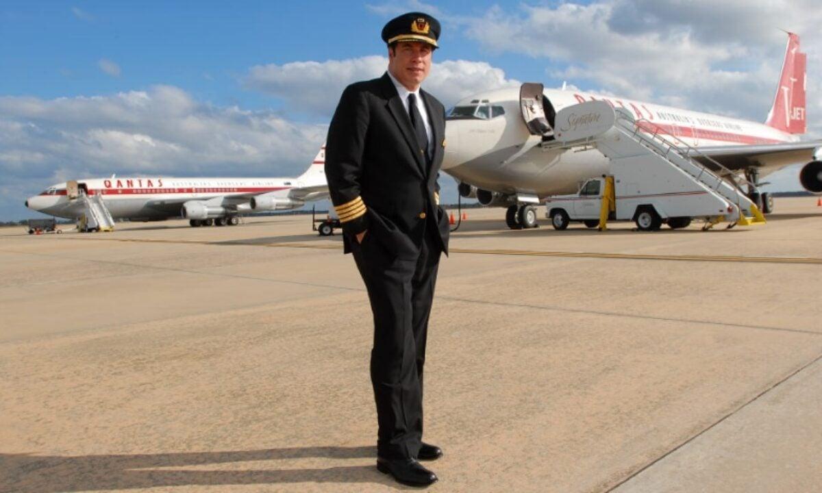 John Travolta Donates His Qantas Boeing 707 To Hars Albion Park Aviation News