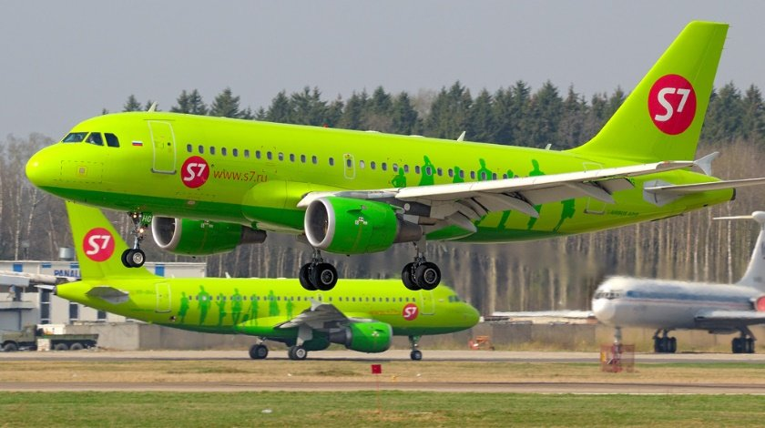 Αποτέλεσμα εικόνας για S7 Airlines Takes Delivery Of Its First A320neo