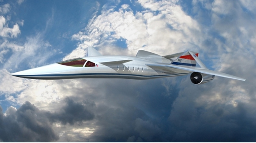Supersonic X-plane Takes Next Step - Aviation News