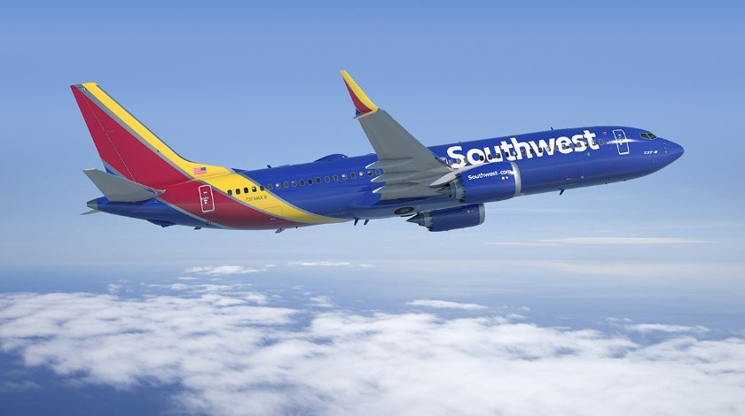 Southwest Places an Order for 100 More Boeing 737 MAX