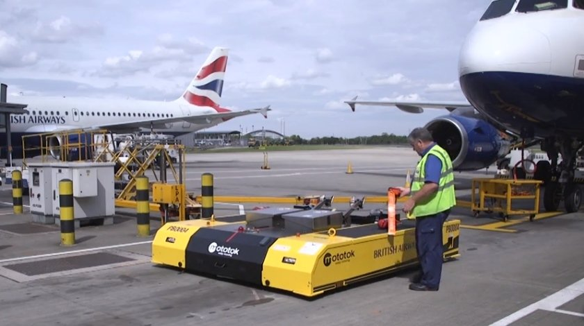 British Airways Pushes New Technology In Aviation First