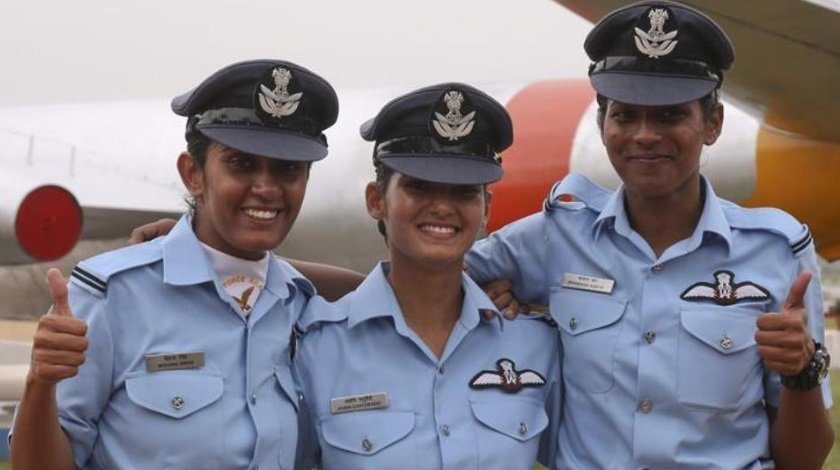 Indian Air Force Women Pilots Set To Fly Sukhoi-30 ...