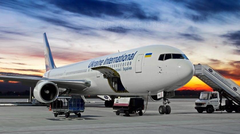 Ukraine international airlines expands fleet aviation news ukraine international airlines expands fleet publicscrutiny Gallery