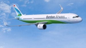 Vietnam's Bamboo Airways to List Its Shares on Stock Exchange
