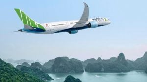 Bamboo Airways 787