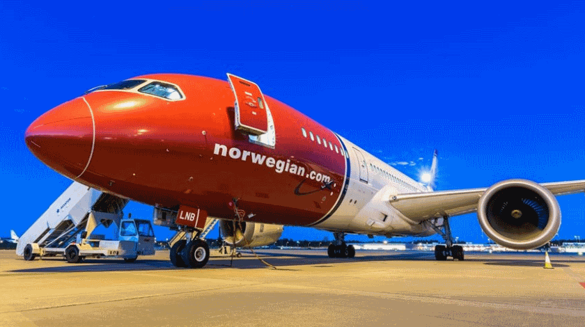 Αποτέλεσμα εικόνας για Norwegian Reports 14 Percent Passenger Growth In June
