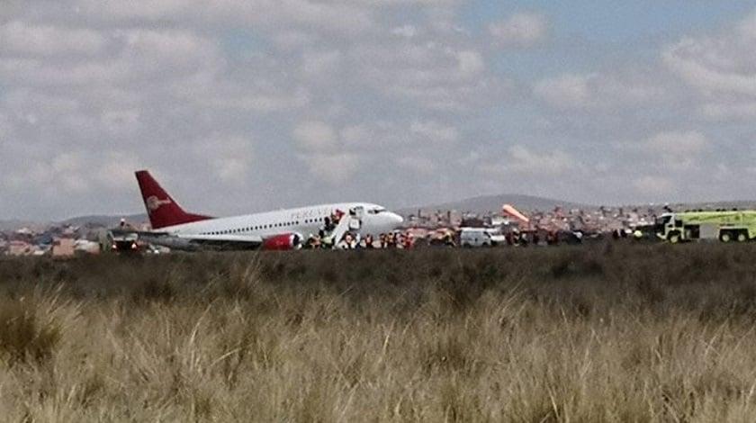 Resultado de imagen para peruvian airlines Boeing 737-500
