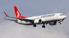 Turkish Airlines Resumed Boeing 737 MAX Operation