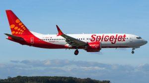 Spicejet Boeing 737-8 MAX Engine Shut Down in Flight