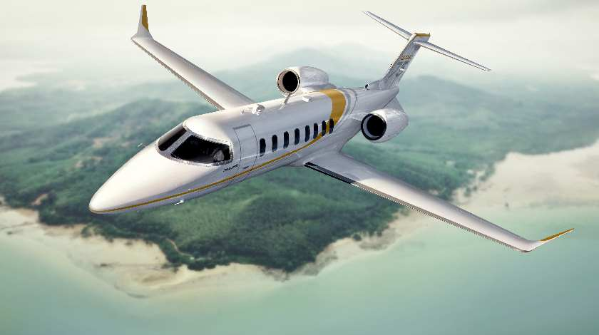 Bombardier Announces Sale Of Five Learjet 75 Aircraft