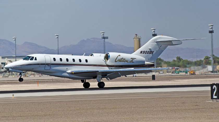 A Look Into The Fastest Private Jets Ever Made