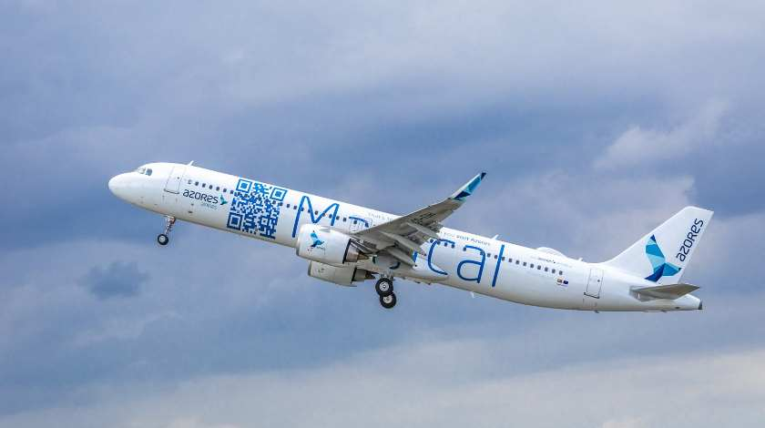 Azores Airlines A321LR