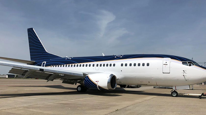 Klasjet Expands Market Reach With The Addition Of The New Boeing 737 500 Aviation News