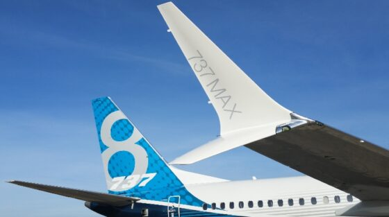 Boeing 737 MAX Accounts for Over 80% of Boeing's Q1 Deliveries