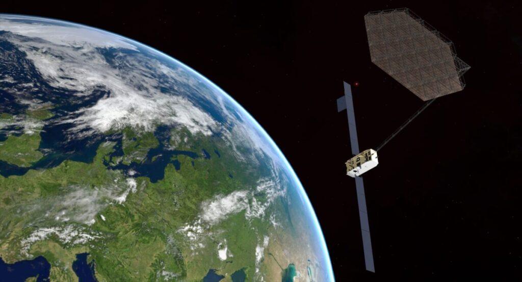 Airbus to manufacture satellites in space
