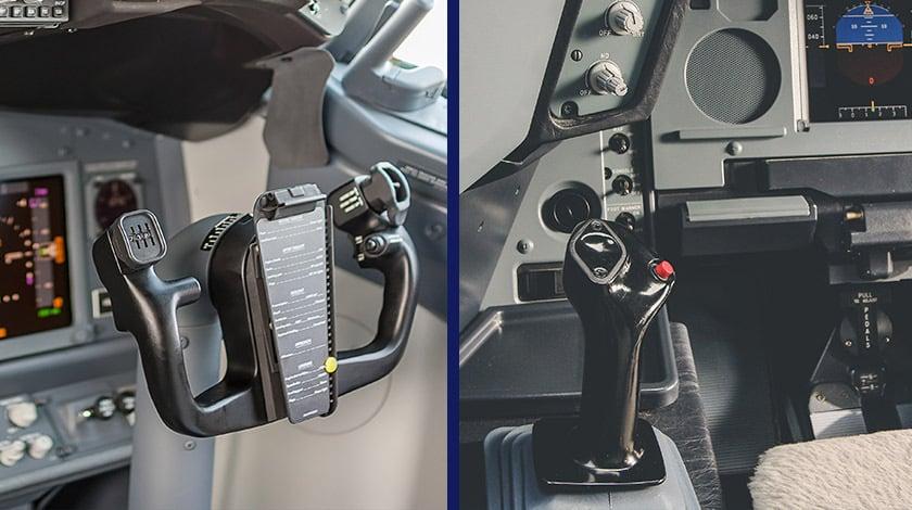 Cockpit design philosophies
