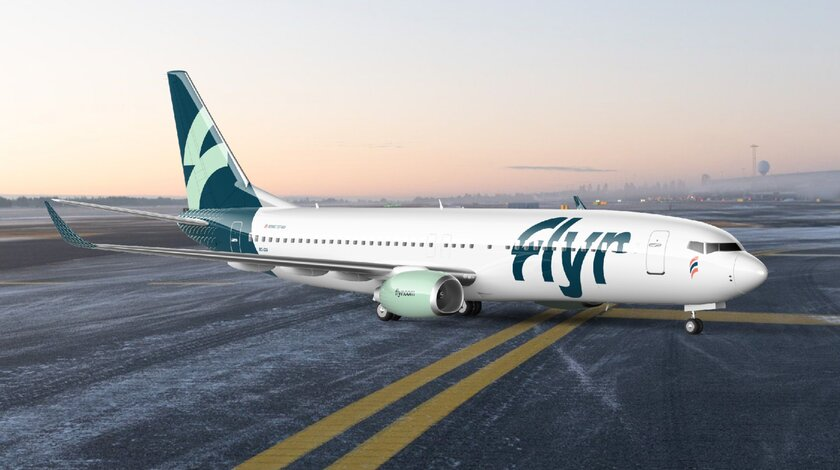 Norwegian Startup Flyr Expects Its First Boeing 737 in May