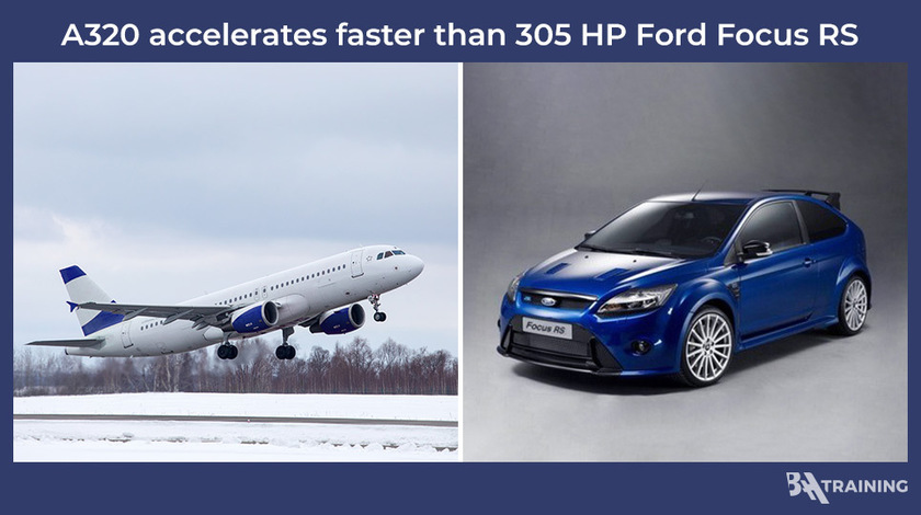 Airbus_A320_accelerates_faster_than_305_HP_Ford_Focus_RS