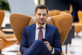 Marijus Ravoitis, new BAA Training CEO