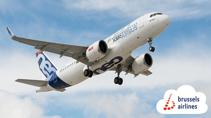 Brussels Airlines A320neo