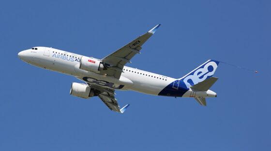 Airbus aircraft